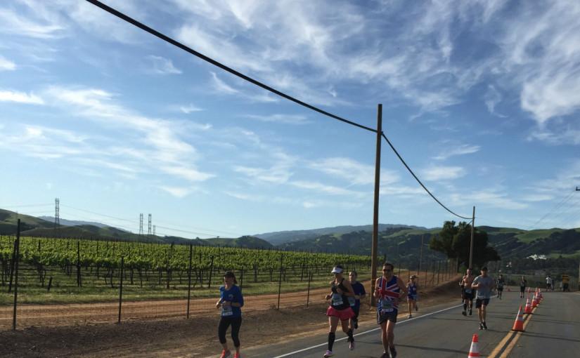Run, PR, Liv at the Livermore Half Marathon