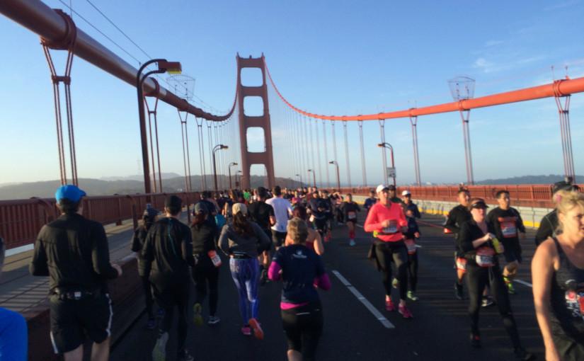 The 2015 Rock 'n' Roll San Francisco Half Marathon Was a Blur