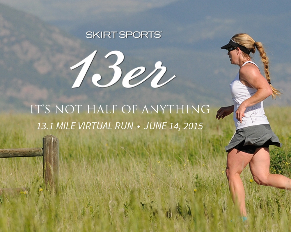 A Mother's Day Giveaway: The 13er and $50 Skirt Sports Gift Certificate