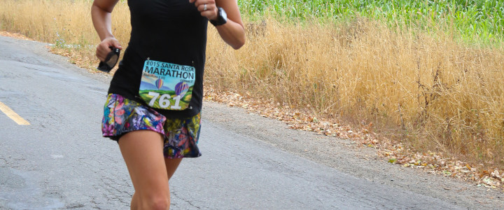 The Highs and Lows of Running to BQ: Santa Rosa Marathon Recap