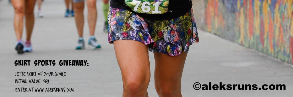 Skirt Sports Giveaway - Jette Skirt