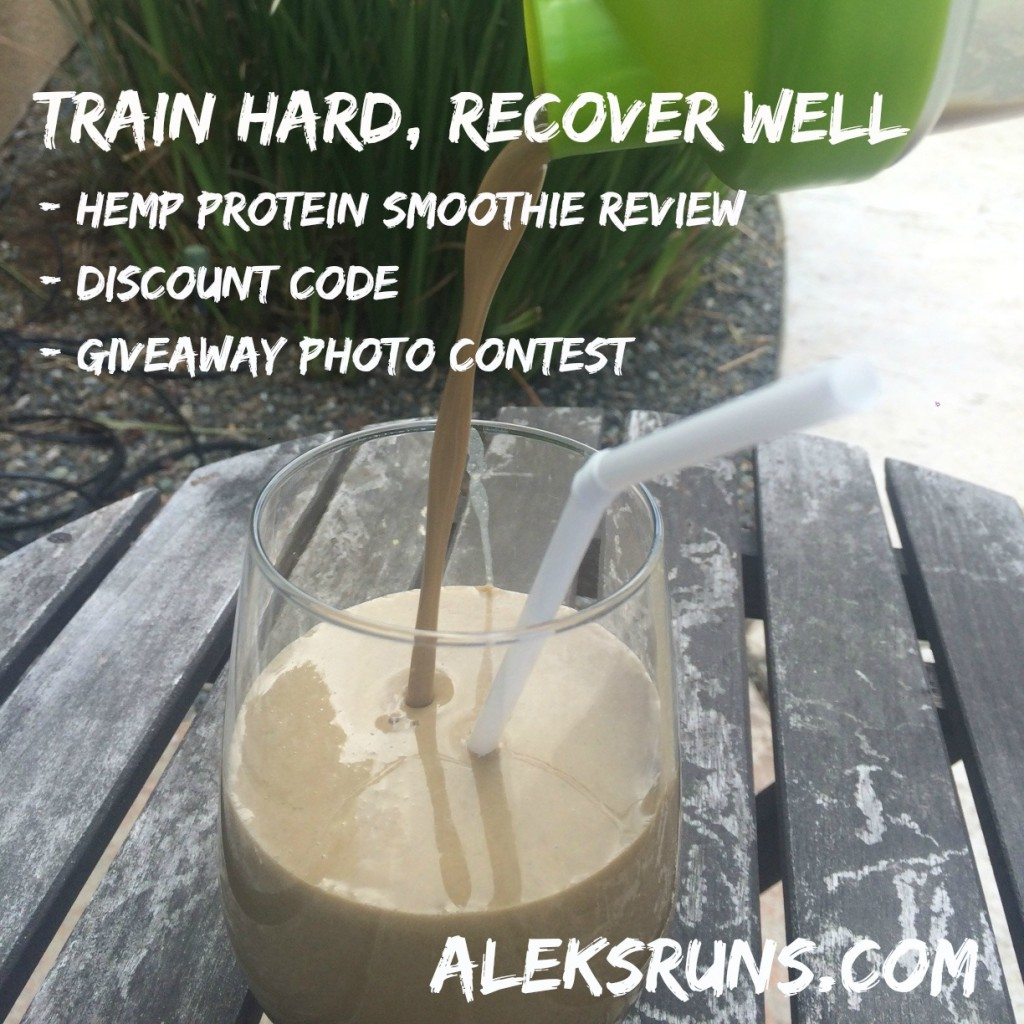 Hemp Protein Smoothie cover