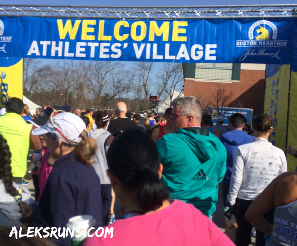 BostonMarathonAthletesVillage