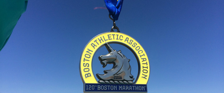 The Boston Marathon was everything I thought it would be – and more!