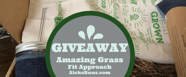 GIVEAWAY: Amazing Grass Protein Superfood