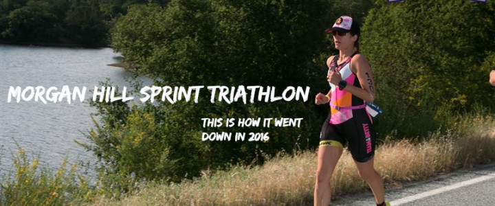 Let Tri Season Begin: Morgan Hill Sprint Triathlon