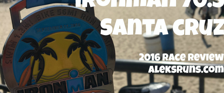 Ironman 70.3 Santa Cruz