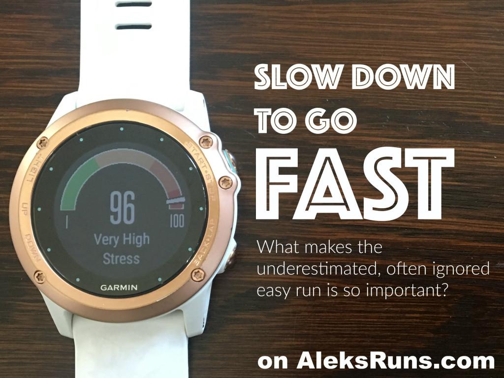 slowdowntogofast