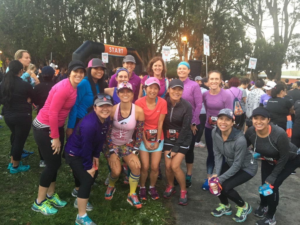 San Jose MRTT Mermaids ready to roll!