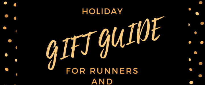 Holiday Gift Guide for Runners and Triathletes