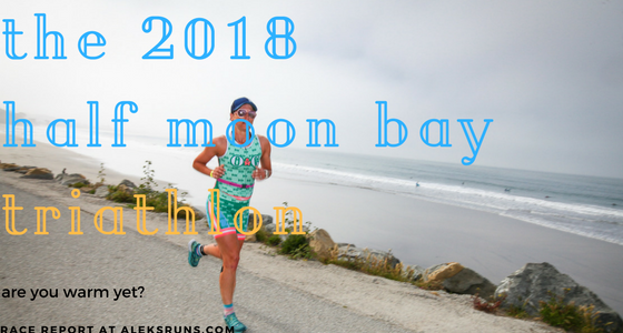 2018 Half Moon Bay Triathlon